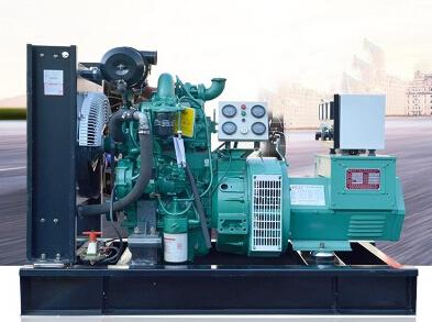 蘇州全新上柴50kw大型柴油發電機組