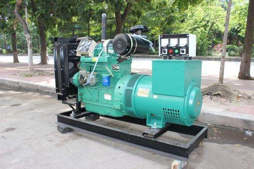全新科克500kw大型柴油發電機組出租