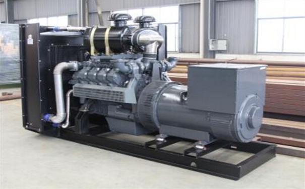 康明斯50kw小型柴油發電機組