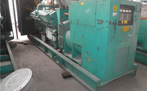 南京900kw二手發電機