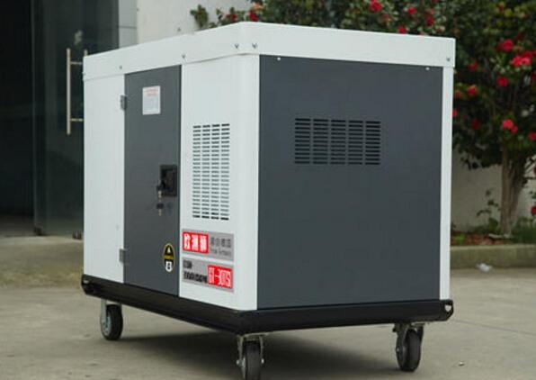 南京六合縣雅馬哈150kw大型柴油發電機組