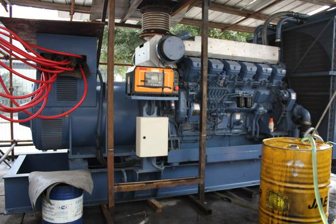 蘇州二手1000KW發電機組租賃公司