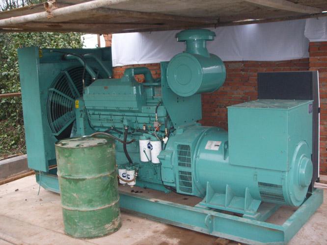 蘇州二手400KW發電機組租賃