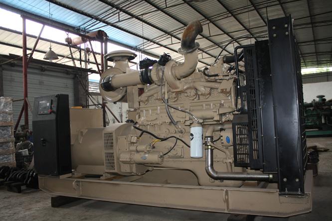 蘇州二手300KW發電機組出租