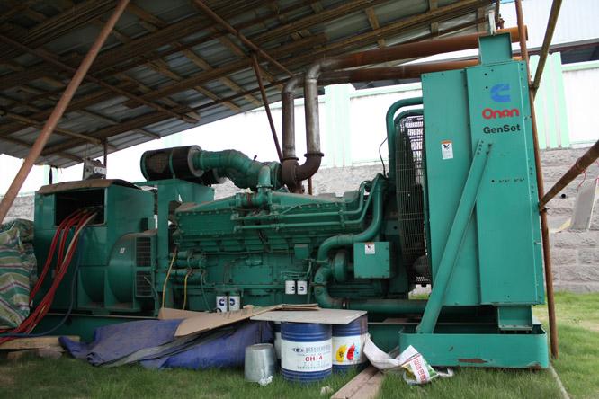 蘇州二手1280KW發電機出售