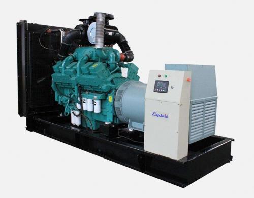 康明斯600kw發電機