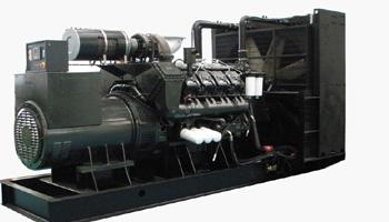 蘇州二手1800KW帕金斯高壓柴油發電機組價格