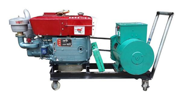 南京二手上柴10kw小型柴油发电机