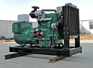 苏州姑苏县宗申动力50kw大型柴油发电机组
