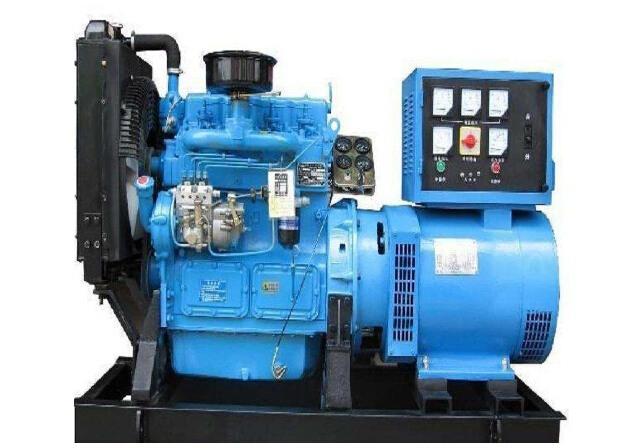 南京二手濰柴8kw小型柴油發電機