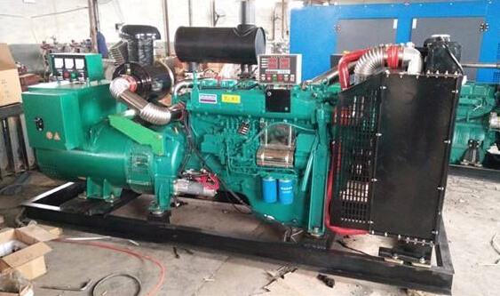 南京二手濰柴500kw大型柴油發電機組