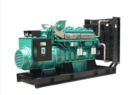 苏州姑苏县宗申动力400kw大型柴油发电机组