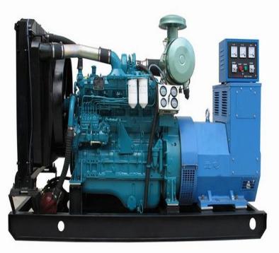 南京六合縣泰豪12kw小型柴油發電機組