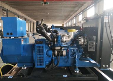 南京溧水縣泰豪200kw大型柴油發電機組