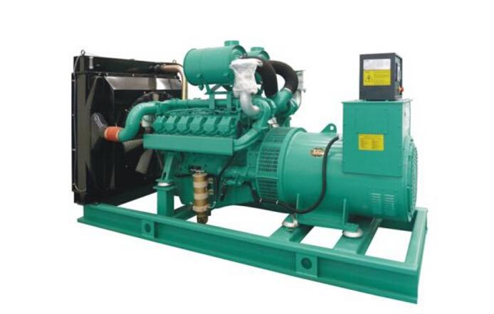 南京二手 科克200kw大型柴油发电机组