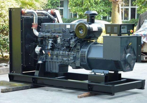 南京二手本田150kw大型柴油发电机组