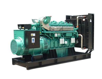 苏州姑苏县宗申动力250kw大型柴油发电机