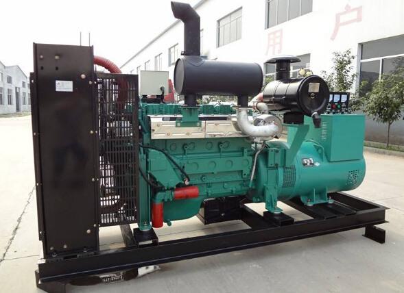 南京玄武二手潍柴400kw大型柴油发电机组