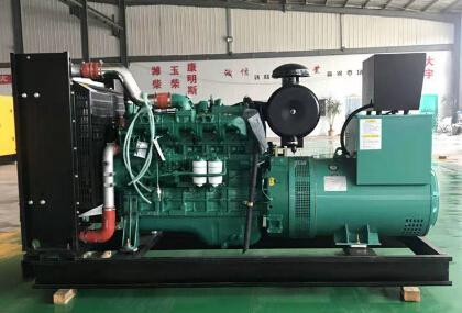 南京玄武二手潍柴150kw大型柴油发电机组