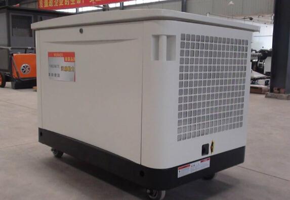 蘇州昆山本田500kw大型柴油發電機組
