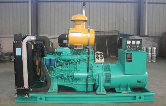 南京玄武二手潍柴250kw大型柴油发电机组