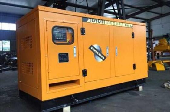 蘇州昆山本田400kw大型柴油發電機組